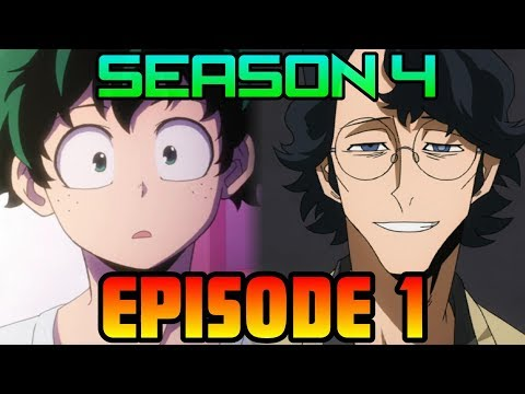 My Hero Academia: SEASON 4 Episode 1 - A Surprisingly Good Opener