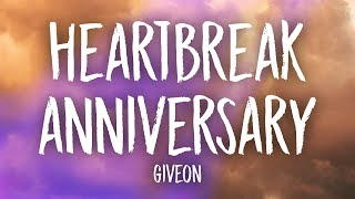 Download Giveon - Heartbreak Anniversary (Lyrics)