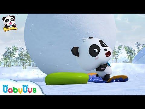 A Big Snowball!