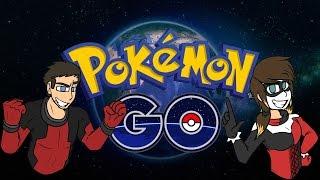 Pokey-mans ar aghaidh libh (Pokémon Go!) NOOB RUN - Challenge Accepted