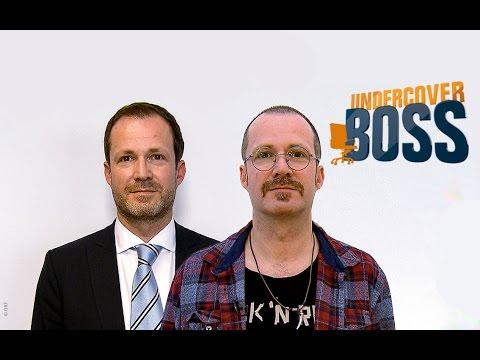 Blaguss Undercover Boss