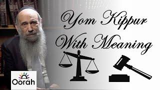 How to Achieve Atonement on Yom Kippur | Harav Chaim Mintz