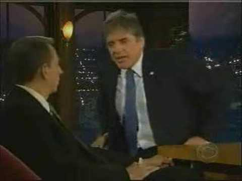 Gavin de Becker & Craig Ferguson on Sept 11- Part 1