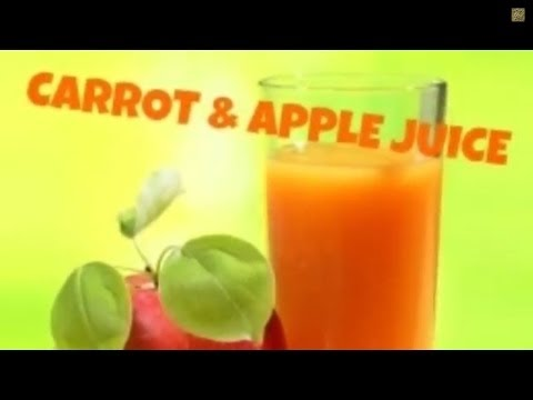 Gerson Therapy: Carrot Apple Juice guide and tips