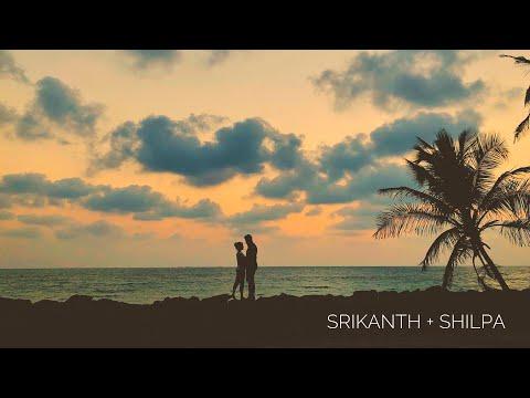 Best Pre Wedding Video Shoot || Srikanth & Shilpa PRE WEDDING ||