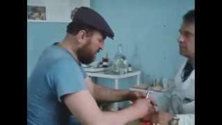 """Здравпункт (из к.ф. """"В.Давыдов и Голиаф"""")"""