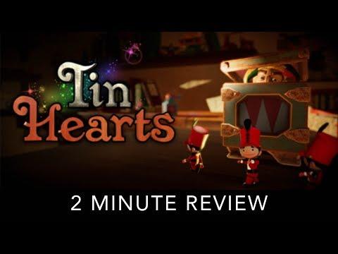 Tin Hearts - 2 Minute Review thumbnail