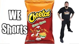 Cheetos Salsa Con Queso Review - WE Shorts