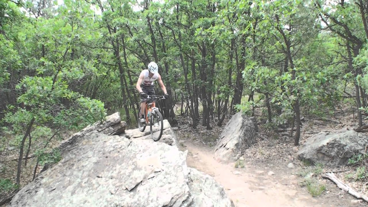 Mountain biking singles