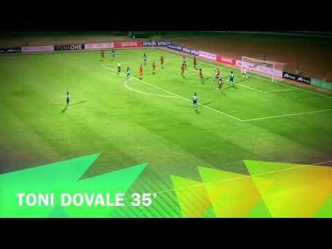 Bengaluru FC v TC Sports Club 5-0 AFC Cup Playoffs Highlights