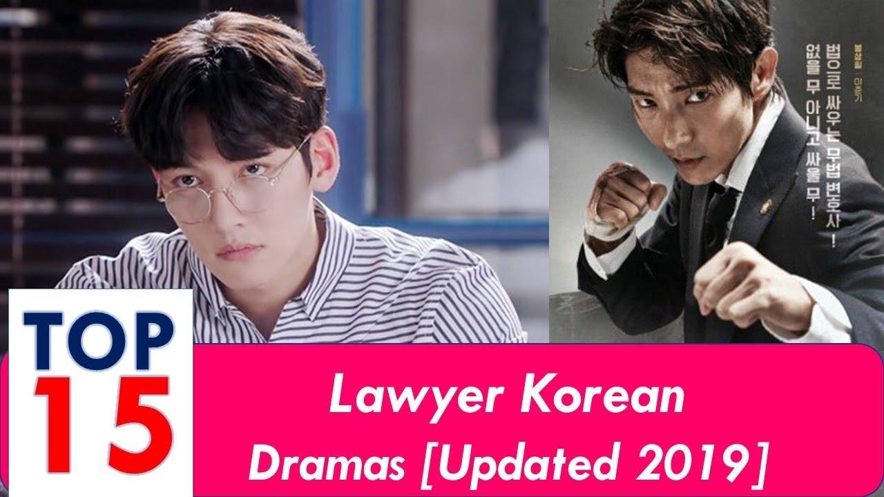 Korean Lawyer Dramas List - Top 15 [2019 Updated!!!]