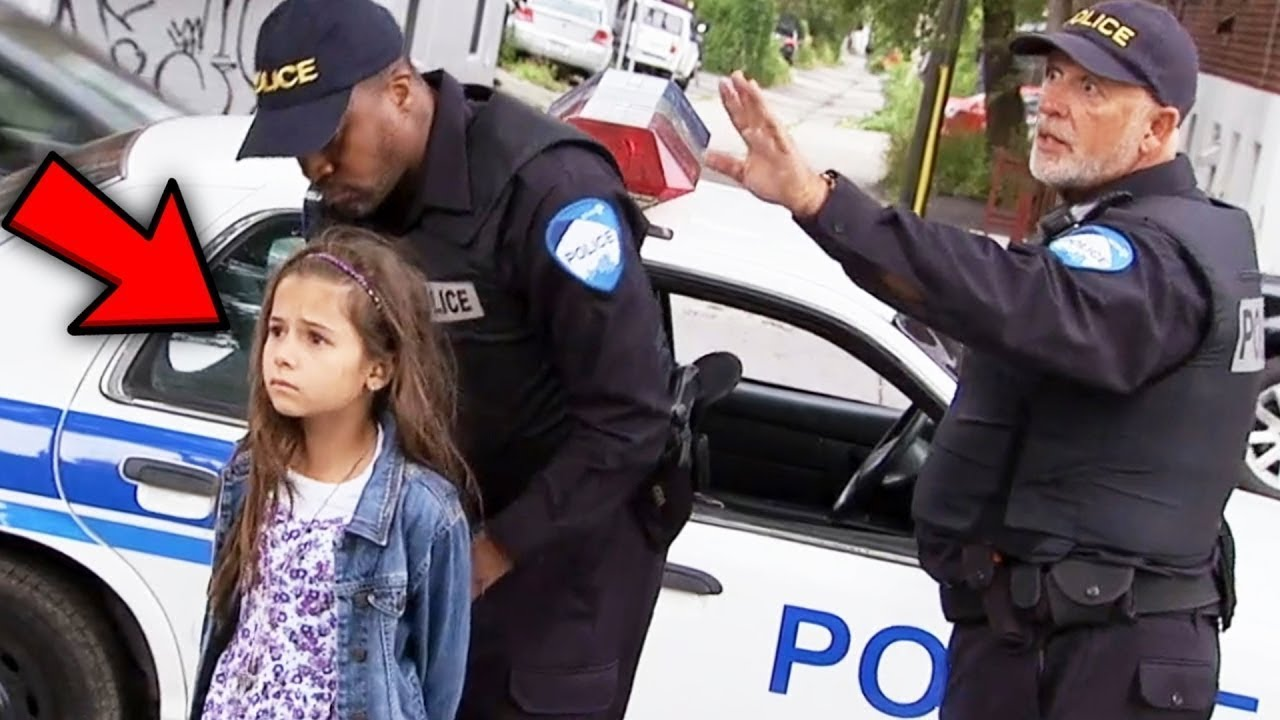 Araba Çalarken Yakalanan 10 Çılgın Çocuk