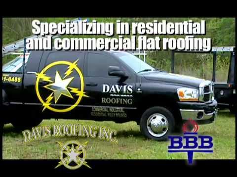 High Quality Davis Roofing Got Ya Covered1009.mov