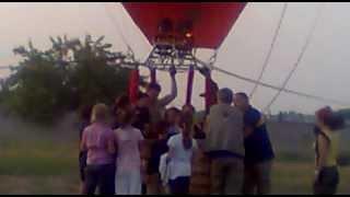 Катания на воздушном шаре. Класс
