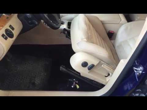 Ремонт защелки ремня безопасности на Фольксваген Пассат Б6 Volkswagen Passat B6