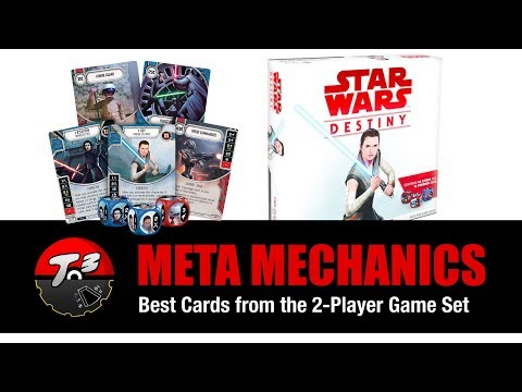 T3 - Best Cards from the Two-Player Game [Star Wars Destiny]