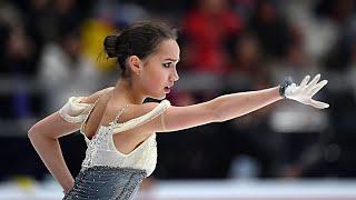 Alina Zagitova Worlds SP