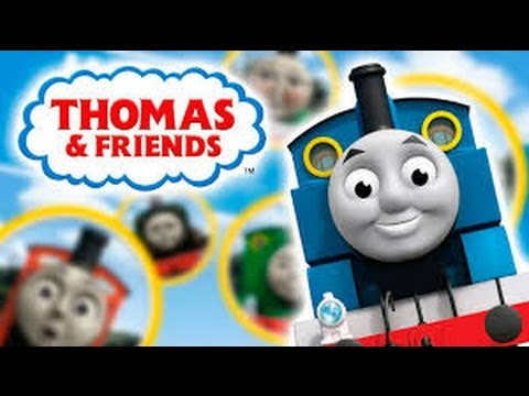 Thomas And Friends Building The New Line Game