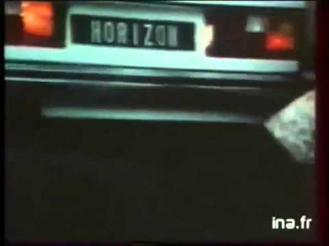 1980 talbot horizon commercial