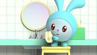 Малышарики - Новые серии - Осьминог (71 серия) Обучающие мультики  для малышей 1,2,3,4 года