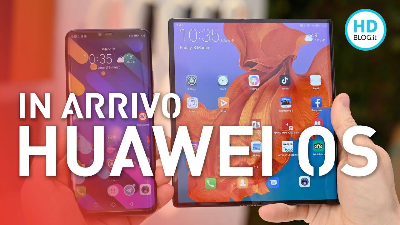 90 GIORNI PER HUAWEI e HUAWEI OS in arrivo | RIASSUNTO #huaweiban