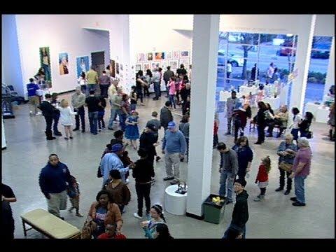 Amazing Art Show #88: Youth Art Encounters 2014