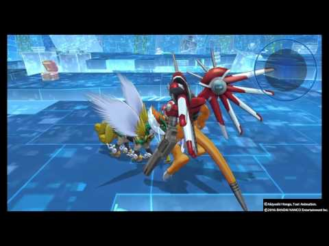 DIGIMON STORY CYBER SLEUTH: Wormmon's Property