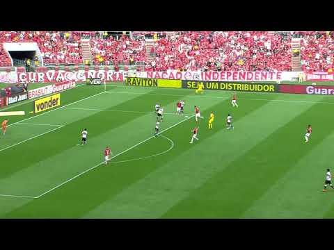 Inter 2 x 0 Santa Cruz - Gols e Melhores momentos - 30/09/2017