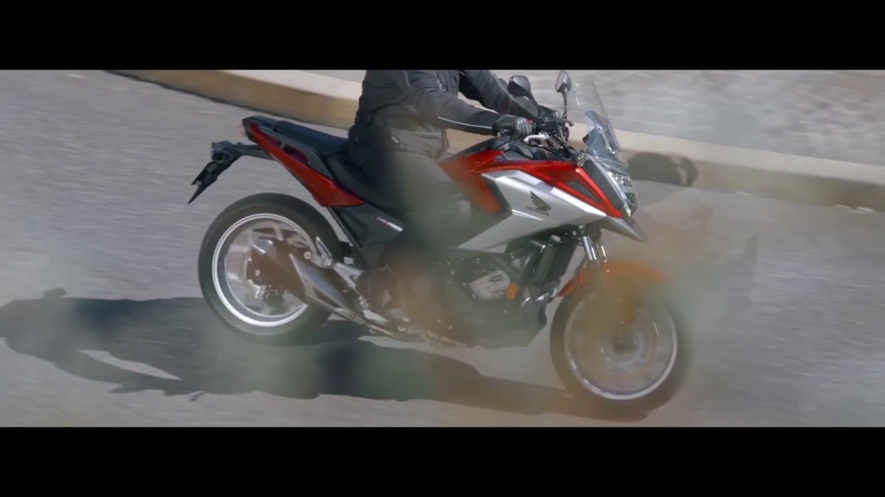 honda nc 750x 2018 chega com novas cores youtube. Black Bedroom Furniture Sets. Home Design Ideas
