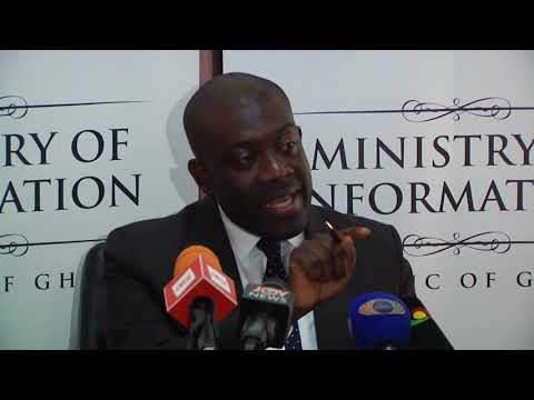 MINISTRY OF INFORMATION PRESS CONFERENCE ON FIFA WARNING