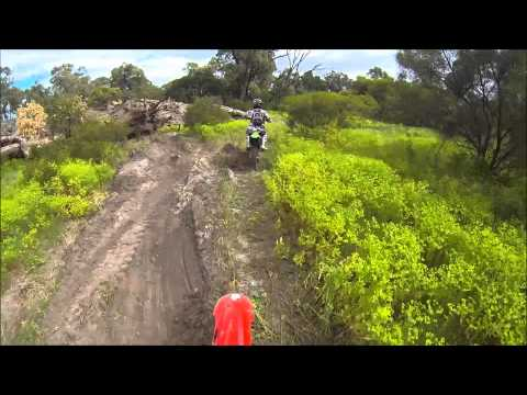 S.S.Kwinana Moto GoPro 3 (Ending is the best bit!)