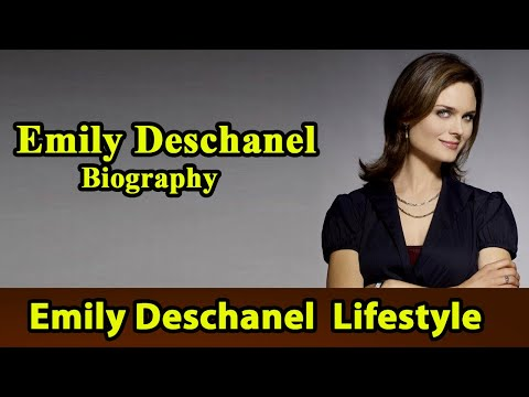 Emily Deschanel Biography Life story Lifestyle Husband Family House Age Net Worth Upcoming Movies