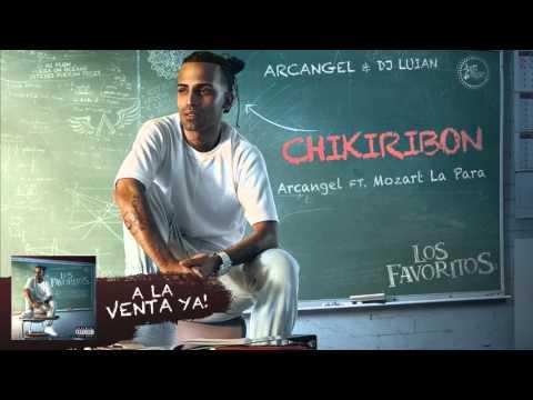Arcangel - Chikiribon Ft. Mozart La Para  [Official Audio]