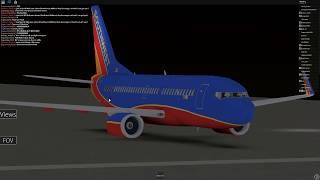 Orlando Florida Flight Timelapse | Roblox