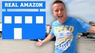 Einkaufen in real Amazon