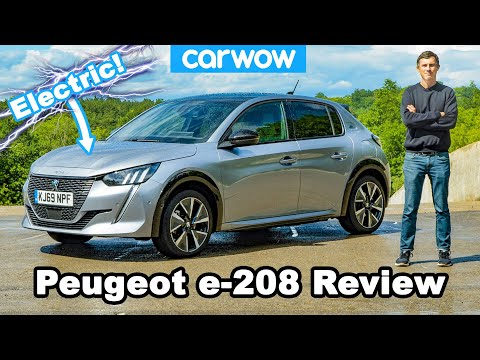 Peugeot e-208 review – the BEST electric car for under £30k?