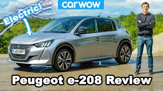 Peugeot e-208 review - the BEST electric car for under £30k?