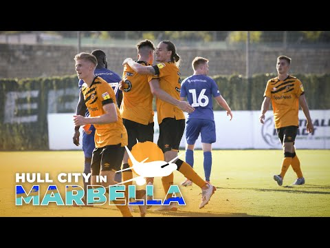 Hull City 2-2 Leyton Orient | Highlights | Hull City in Marbella