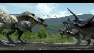 Tribute to Theropod Dinosaurs