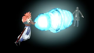 What if a Kamehameha hit you?