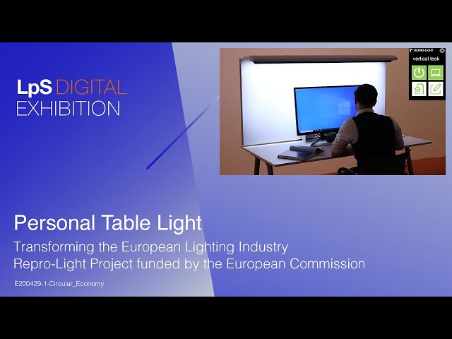 Personal Table Light