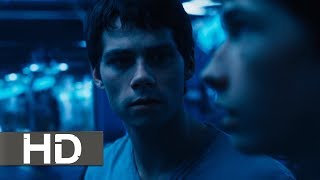 Thomas Gizli Odaya Giriyor | Labirent: Alev Deneyleri | (1080p)
