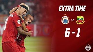 Video PERSIJA JAKARTA 6 - 1 SHAN UNITED [AFC Cup 2019]   Extra Time download MP3, 3GP, MP4, WEBM, AVI, FLV Agustus 2019