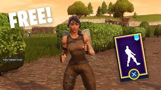 HOW To Get The BOOGIE DOWN Emote In FORTNITE FOR **FREE**