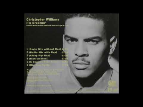 Christopher Williams - Dreamin (Radio Remix Without Rap) (1991)