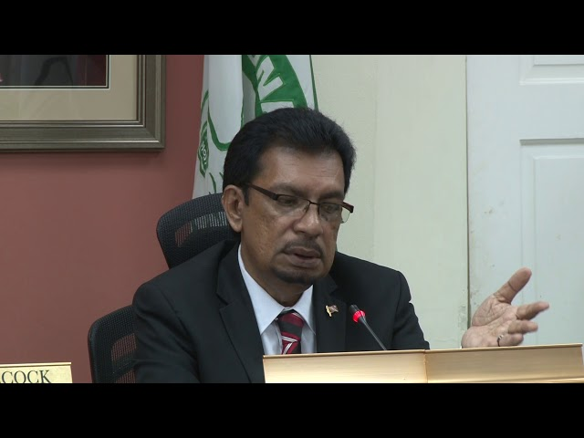 TPRC Statutory Meeting 28 11 18