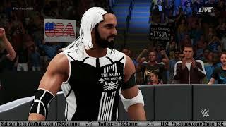 WWE 2K18 Community Creations Spotlight: Bullet Club Shield