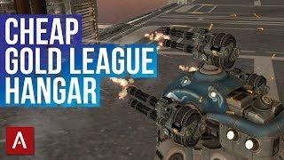 War Robots Android Gameplay / Champion League Player Uses Cheap Gold League Hangar | WR thumbnail