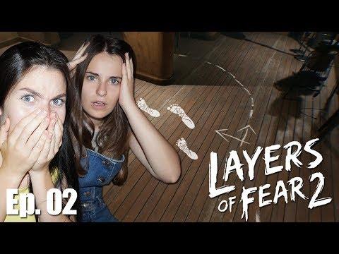 SEGUIMOS HUELLAS DE UNA NIÑA FANTASMA | Ep. 02 | Layers of Fear 2 Español