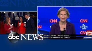 ABC News Live at Ohio debate